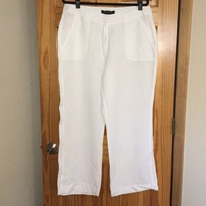 515d2de2eb957 Women s Ashley Stewart Linen Pants on Poshmark